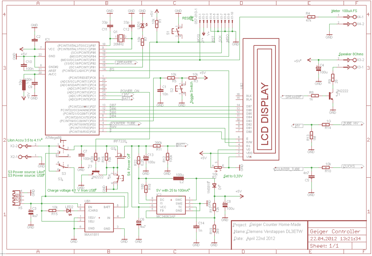 400v geiger counter circuit related keywords suggestions 400v simple usb cable from any computerinterface